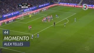 FC Porto, Jogada, Alex Telles aos 44'