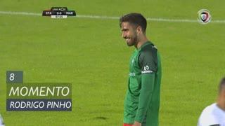 Marítimo M., Jogada, Rodrigo Pinho aos 8'