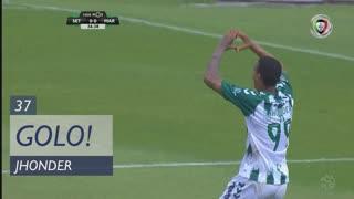 GOLO! Vitória FC, Jhonder aos 37', Vitória FC 1-0 Marítimo M.