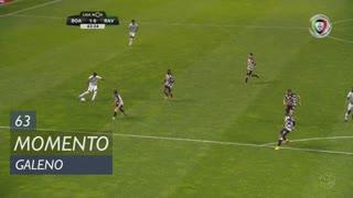Rio Ave FC, Jogada, Galeno aos 63'