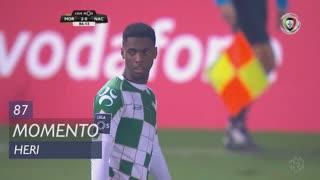 Moreirense FC, Jogada, Heri aos 87'