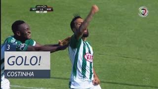 GOLO! Vitória FC, Costinha aos 3', Vitória FC 1-0 CD Aves
