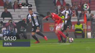 SL Benfica, Caso, Rafa aos 29'