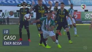 Vitória FC, Caso, Éber Bessa aos 10'