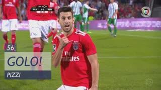 GOLO! SL Benfica, Pizzi aos 56', Rio Ave FC 1-3 SL Benfica