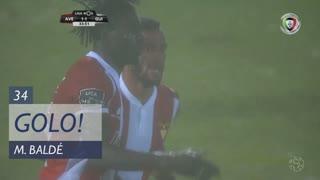 GOLO! CD Aves, M. Baldé aos 34', CD Aves 1-1 Vitória SC