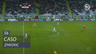SL Benfica, Caso, Zivkovic aos 56'