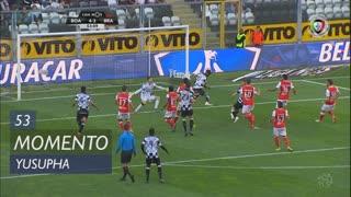 Boavista FC, Jogada, Yusupha aos 53'