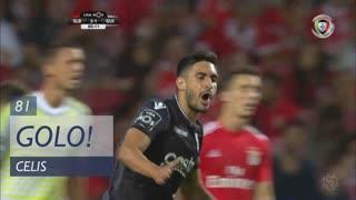 GOLO! Vitória SC, Celis aos 81', SL Benfica 3-2 Vitória SC
