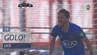 GOLO! Belenenses SAD, Licá aos 79', CD Nacional 0-1 Belenenses SAD