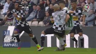 Boavista FC, Caso, Raphael aos 31'