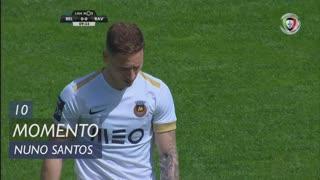 Rio Ave FC, Jogada, Nuno Santos aos 10'