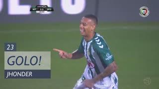 GOLO! Vitória FC, Jhonder aos 23', Vitória FC 1-0 Sporting CP
