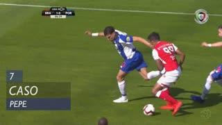 FC Porto, Caso, Pepe aos 7'