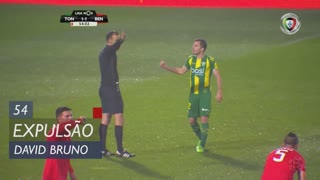 CD Tondela, Expulsão, David Bruno aos 54'