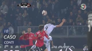 SL Benfica, Caso, Conti aos 10'