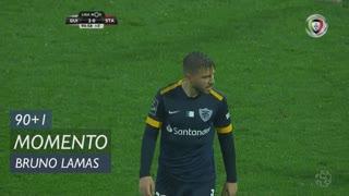 Santa Clara, Jogada, Bruno Lamas aos 90'+1'