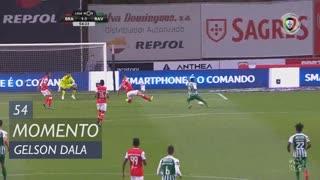 Rio Ave FC, Jogada, Gelson Dala aos 54'
