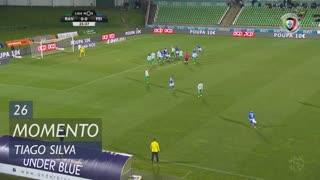 CD Feirense, Jogada, Tiago Silva aos 26'