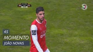 SC Braga, Jogada, João Novais aos 45'