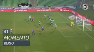 Vitória FC, Jogada, Berto aos 83'