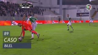 Moreirense FC, Caso, Bilel aos 89'