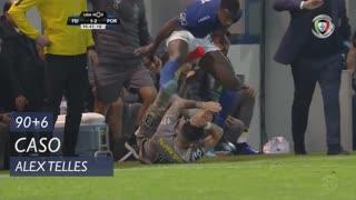 FC Porto, Caso, Alex Telles aos 90'+6'