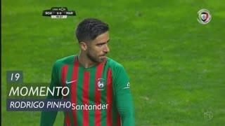 Marítimo M., Jogada, Rodrigo Pinho aos 19'