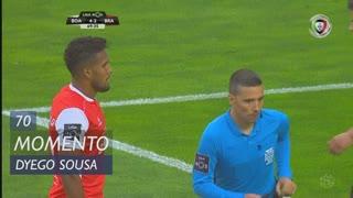 SC Braga, Jogada, Dyego Sousa aos 70'