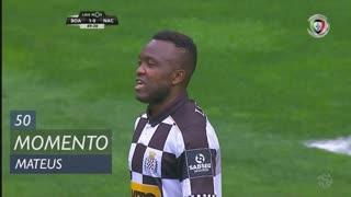 Boavista FC, Jogada, Mateus aos 50'