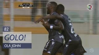 GOLO! Vitória SC, Ola John aos 82', Portimonense 2-2 Vitória SC