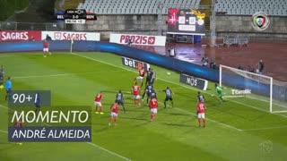 SL Benfica, Jogada, André Almeida aos 90'+1'