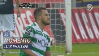 Sporting CP, Jogada, Luiz Phellype aos 35'