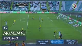 Vitória FC, Jogada, Zequinha aos 15'