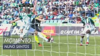 Rio Ave FC, Jogada, Nuno Santos aos 49'