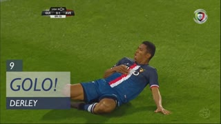 GOLO! CD Aves, Derley aos 9', Vitória SC 0-1 CD Aves