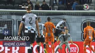 Boavista FC, Jogada, André Claro aos 34'