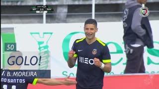 GOLO! Rio Ave FC, Bruno Moreira aos 50', Vitória FC 0-1 Rio Ave FC
