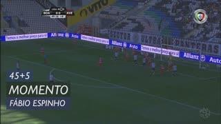 Boavista FC, Jogada, Fábio Espinho aos 45'+5'
