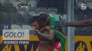 GOLO! Marítimo M., Rodrigo Pinho aos 53', Boavista FC 0-1 Marítimo M.