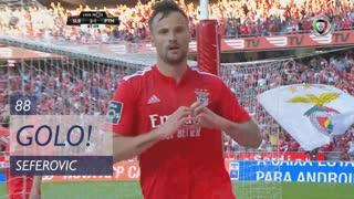 GOLO! SL Benfica, Seferovic aos 88', SL Benfica 4-1 Portimonense