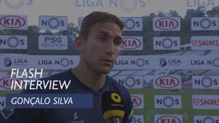 Liga (32ª): Flash Interview Gonçalo Silva