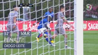 FC Porto, Penálti, Diogo Leite aos 52'