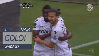 GOLO! Vitória SC, Wakaso aos 4', Vitória SC 1-0 GD Chaves
