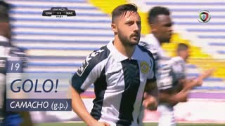 GOLO! CD Nacional, Camacho aos 19', GD Chaves 1-1 CD Nacional
