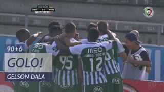 GOLO! Rio Ave FC, Gelson Dala aos 90'+6', Rio Ave FC 2-1 Portimonense