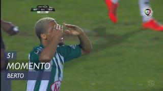 Vitória FC, Jogada, Berto aos 51'