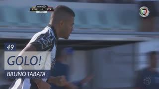 GOLO! Portimonense, Bruno Tabata aos 49', Portimonense 1-1 Santa Clara
