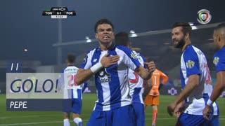 GOLO! FC Porto, Pepe aos 11', CD Tondela 0-1 FC Porto
