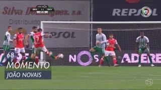 SC Braga, Jogada, João Novais aos 68'